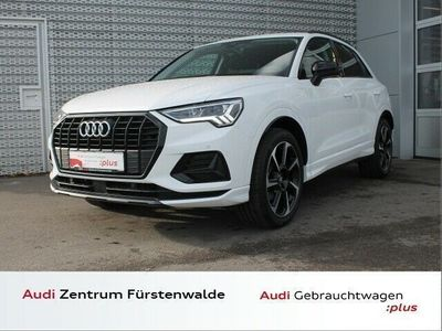 gebraucht Audi Q3 35 TDI Stronic advanced LED NAVI