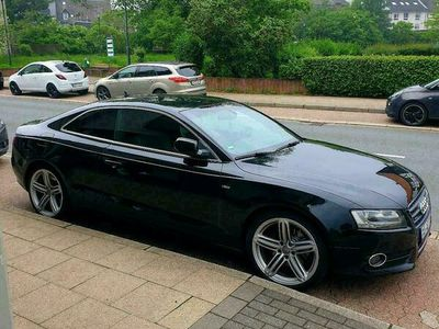 gebraucht Audi A5 Coupe 2.7 TDI S-Line
