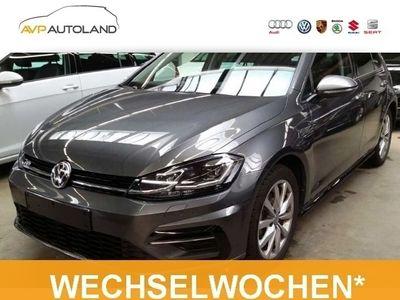 gebraucht VW Golf VII Highline VII 1.5 TSI BMT DSG R-Line | LED schwarz