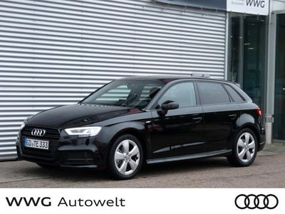 gebraucht Audi A3 Sportback Sport 35 TFSI S tronic, Navi,Klimaautomatik,EPV vo&hi,Sitzheizung,
