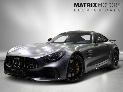 gebraucht Mercedes AMG GT R Coupe Carbon-Paket Burmester Distronic