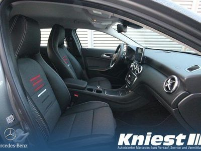 gebraucht Mercedes A180 d Style COMAND/Parktronic