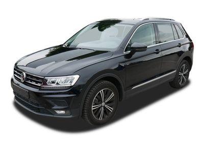 gebraucht VW Tiguan 2.0 Benzin