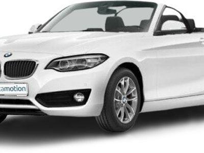 gebraucht BMW 218 218 d Cabrio