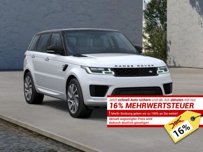 gebraucht Land Rover Range Rover Sport 5.0 P525 in Kehl