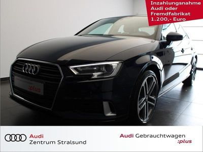 gebraucht Audi A3 Limousine sport 1.0 TFSI 85 kW (116 PS) S tronic