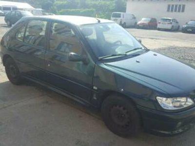 used Peugeot 306 1.8l 16V Selten