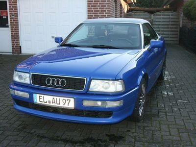 gebraucht Audi 80 Cabrio 1,9 TDi
