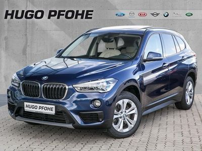 gebraucht BMW X1 xDrive20d Aut. Navigation / LED / Panorama