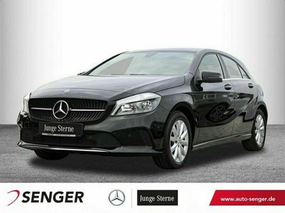 gebraucht Mercedes A180 A 180*Style*Navi*Parktronic*Tempomat*Sitzheizung
