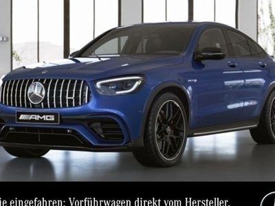 gebraucht Mercedes GLC63 AMG AMG S Cp. 4M AeroPak Driversp Perf-Abgas