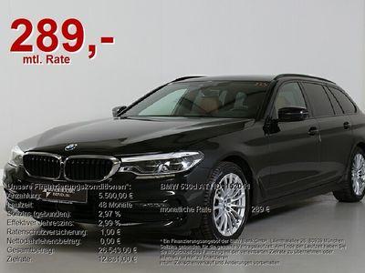 gebraucht BMW 530 d Aut. Sport Line AHK LED ACC HuD Navi