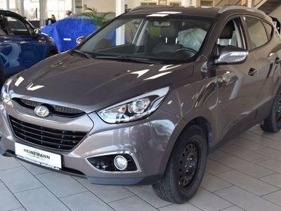 gebraucht Hyundai ix35 CRDi Navi-RFK-Alu-WKR-PDC-BtFSE-SHZ-Garanti