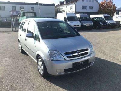 gebraucht Opel Meriva 1.6 Edition,Nur 36500 km