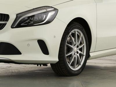 gebraucht Mercedes A180 Urban LED Navi SHZ Einparkh. Parkassist. K
