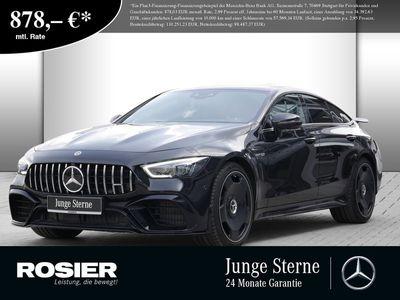 gebraucht Mercedes AMG GT 63 4M+ Aero Dynamik+ Fahr-Ass+ Standh