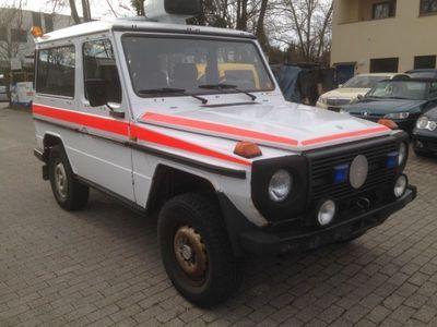 gebraucht Mercedes G230 Orginal Rotes Kreuz Deutsches FZG