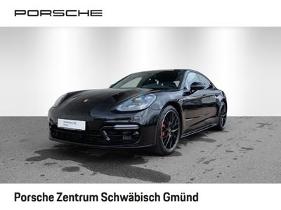 gebraucht Porsche Panamera GTS LED-Matrix, Head-Up, Inno-Drive uvm