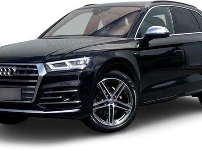 gebraucht Audi SQ5 SQ53.0 TFSI qu. S-tronic Dynamik-Lenkung Luft