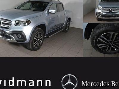 gebraucht Mercedes X250 d 4MATIC POWER EDITION Allrad*LED*Kamera*