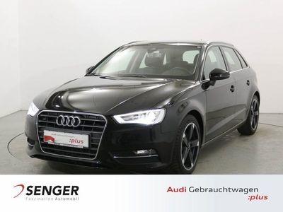 gebraucht Audi A3 Sportback 2.0 TDI Ambition *XENON*NAVI*SIDE-A Fahrzeuge kaufen und verkaufen