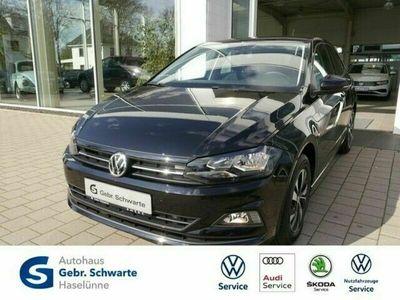 gebraucht VW Polo 1.0 TSI DSG Comfortline PDC Klimaautomatik