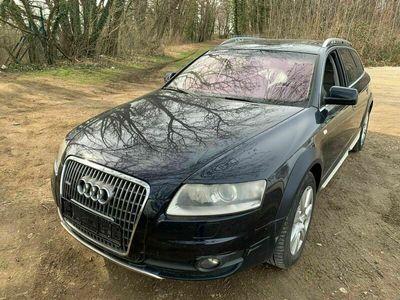 gebraucht Audi A6 Allroad quattro 3.2 FSI tiptronic als Kombi in Leonberg