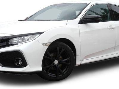gebraucht Honda Civic Civic1.0 VTEC Elegance Bluetooth Navi Klima