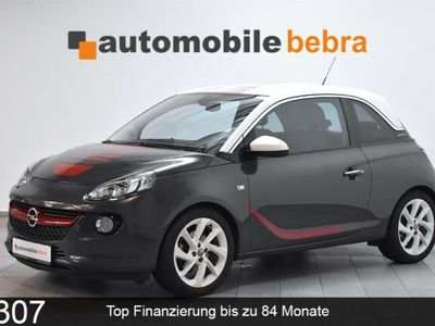 gebraucht Opel Adam 1.0 Unlimited Alu17-Bluetooth-Leder-SHZ