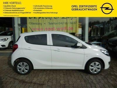 gebraucht Opel Karl 1.0 Edition Klima, Radio