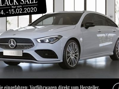gebraucht Mercedes CLA200 Shooting Brake AMG LED Night Kamera Laderaump PTS Temp