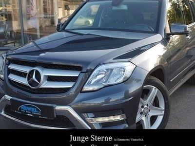 gebraucht Mercedes GLK220 CDI BlueEfficiency *KLIMA*AMG*CHROM* BC