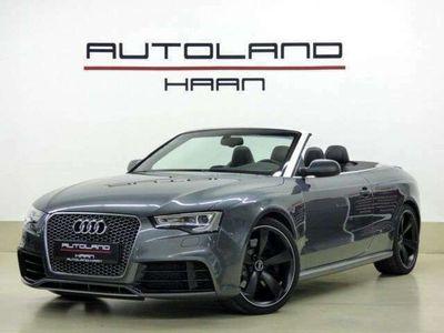 """gebraucht Audi RS5 Cabrio S tronic*R-Kamera*20""""Rotor*B&O*AGA*"""