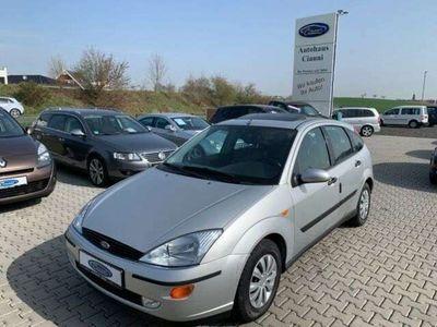 gebraucht Ford Focus Ghia 2,0l** LEDER**SD**TÜV NEU !