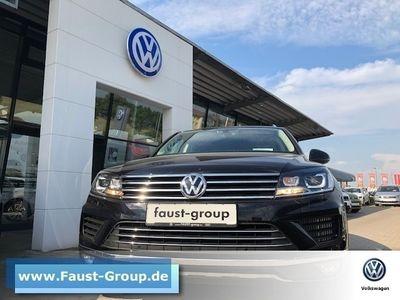 gebraucht VW Touareg LUFT NAVI LEDER DAB+