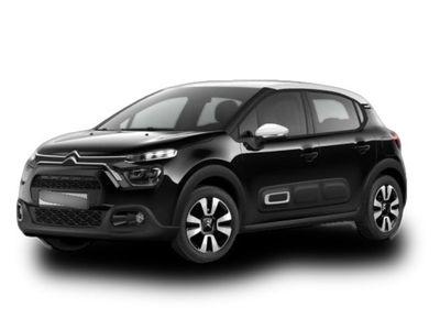 """gebraucht Citroën C3 """"Shine"""" (2) Schwarz-Metallic/Dach W..."""