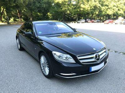 gebraucht Mercedes 500 CL 4MATIC (BLUEEFFICIENCY) 7G-TRONIC