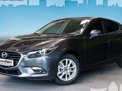 gebraucht Mazda 3 S SKYACTIV-G 120 Automatik EXCLUSIVE-LINE SHZ