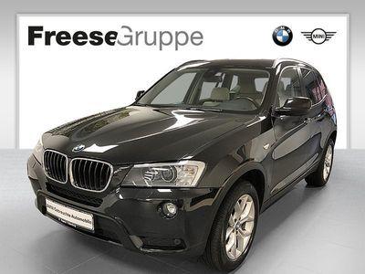 gebraucht BMW X3 xDrive20d Head-Up Xenon Pano.Dach Tempomat