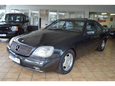 gebraucht Mercedes 600 SEC V12 Coupe/Dts.Fzg/Liebhaber/Top Zustand