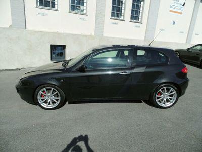 gebraucht Alfa Romeo 147 Alfa1.6 16V T.Spark Ti LEDER-17 ZOLL-TIFER