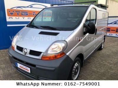 gebraucht Renault Trafic 1.9 dCi L1H1 * Bremsen NEU *
