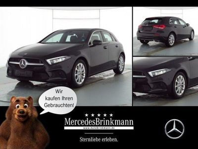 gebraucht Mercedes A180 d Kompaktlimousine PROGRESSIVE/LED/SHZ Parktronic