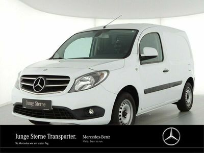 gebraucht Mercedes Citan 111 CDI KA/L Kasten lang/Rückfahrkamera