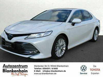 "gebraucht Toyota Camry Hybrid ""Executive"" Leder*Navi*Totw.Assist. als Limousine in Blankenhain"