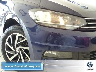 second-hand VW Touran JOIN Umweltprämie NAVI AHK DACH ACC 7-SITZER
