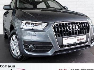 gebraucht Audi Q3 2.0 TDI Xenon*Navi*Bluetooth