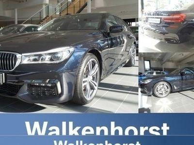 gebraucht BMW 740 i Limousine M-Spor Glasdach Head-Up Komfortsitze