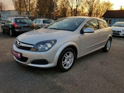 gebraucht Opel Astra GTC Edition H1,6 Ltr-Klima-Tempomat-8 fach Alu