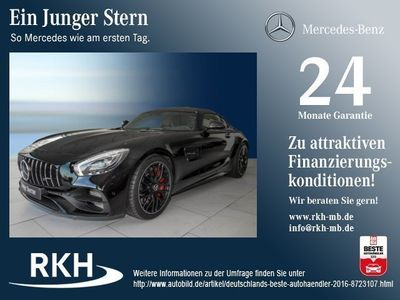 gebraucht Mercedes AMG GT C Coupe Carbon/Comand/Pano/Burmester/Kam.